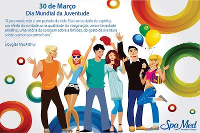30 de Março Dia Mundial da Juventude