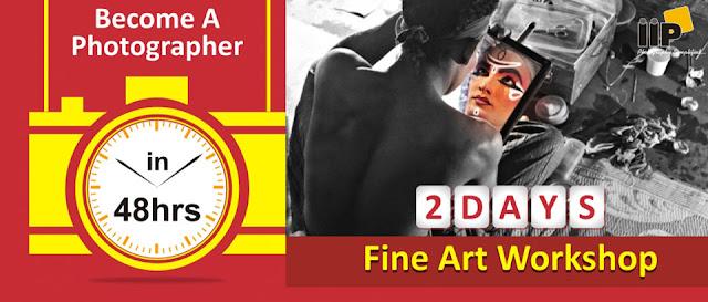 Fine Art Photography Workshop in Noida