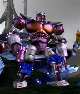 Beast Wars Transmetals Optimus Primal THE TRANSFORMER...