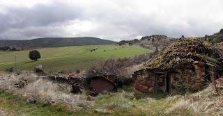 Teroleja - Zahurda del barranco