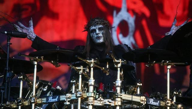 Joey Jordison deja Slipknot