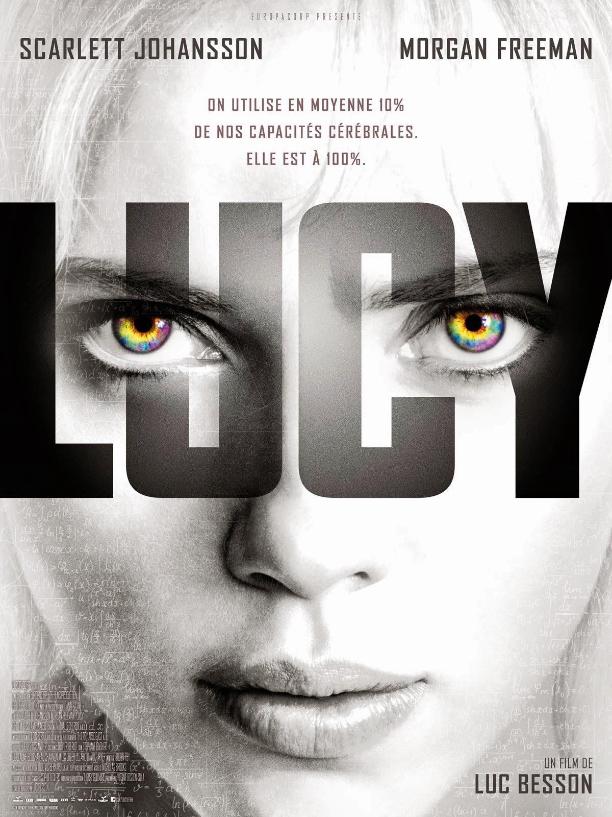 Regarder LUCY en streaming