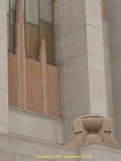 War memorial detail