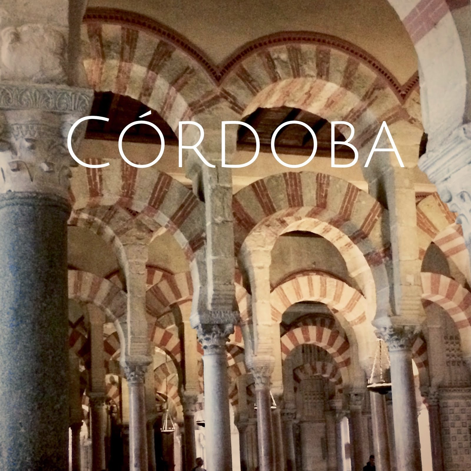 http://melthemidnightbaker.blogspot.com/2014/06/cordoba-pillars-and-arches-and-allies.html