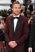 Ryan Gosling qui a marqué l'an passé le festival de Cannes avec DRIVE, .