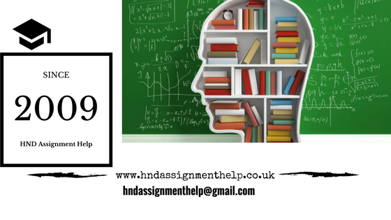 hnd business assignments