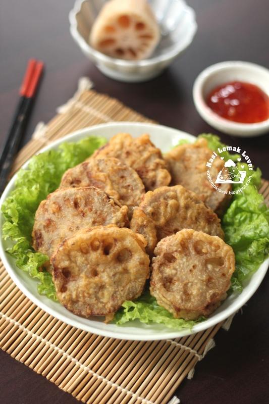 Tempura Batter Onion Rings Recipe