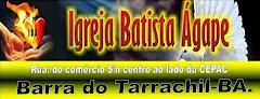Igreja evangélica Batista Ágape