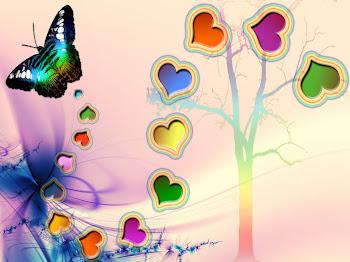 Gambar Kupu-Kupu Cinta
