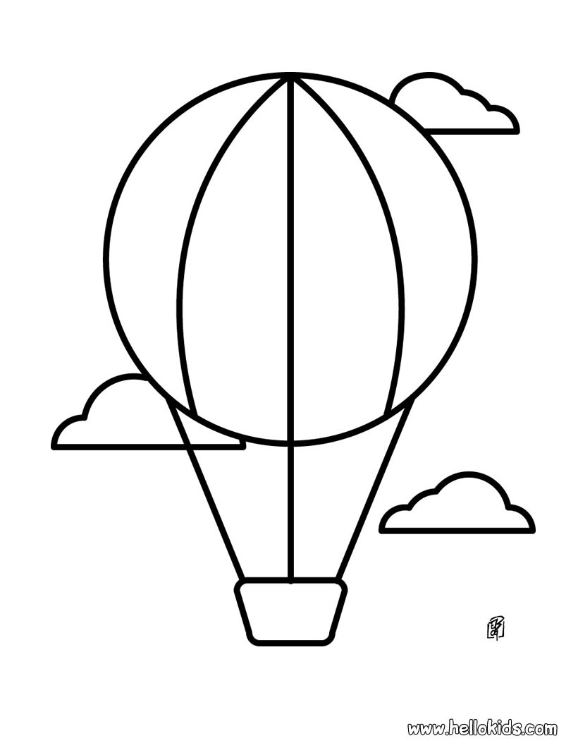 Balloon Printable