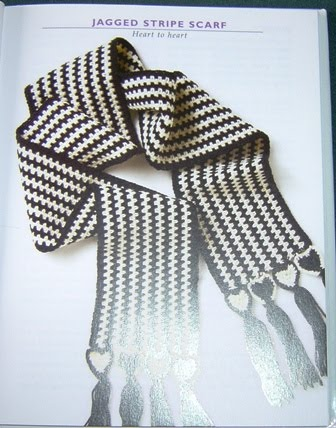 CROCHET SCARVES VOGUE ? Only New Crochet Patterns