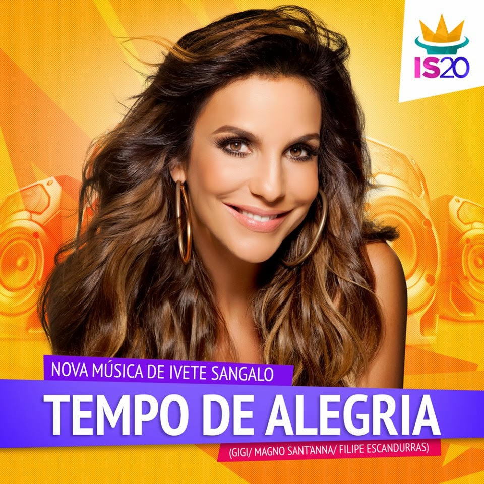 Ivete Sangalo - Tempo de Alegria (2013)