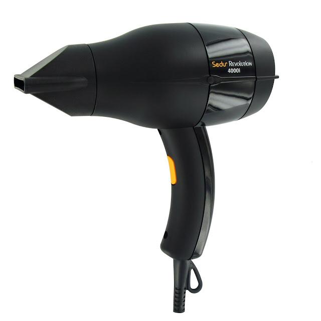 Sedu Revolution Pro Tourmaline Ionic 4000i Hair Dryer