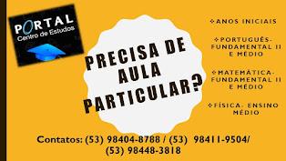 Portal Centro de Estudos