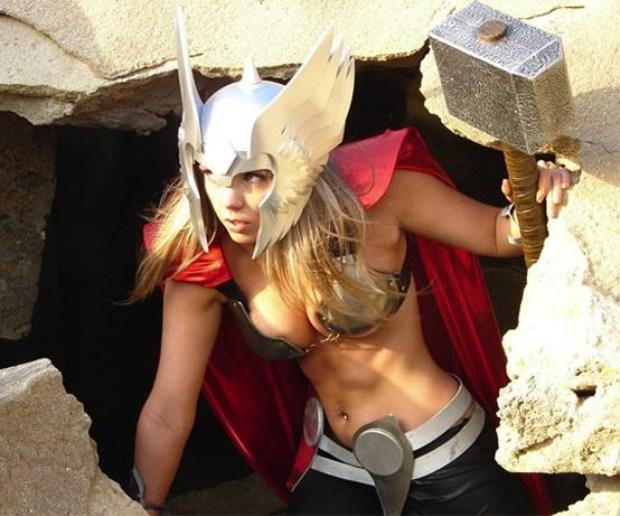 Thor ahora será mujer. La actriz femenina de Thorita | Ximinia
