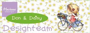 Lid van het Don en Daisy designteam