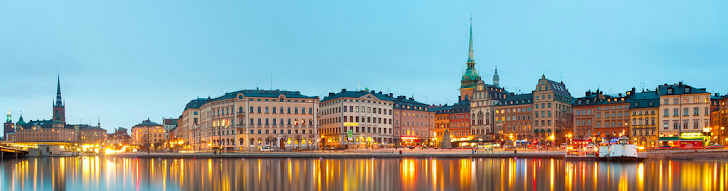 Stockholm- A Culture Capital
