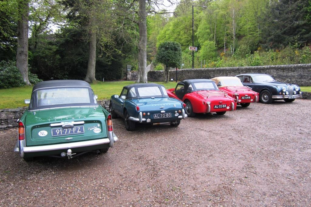 Pitlochry Car Hire