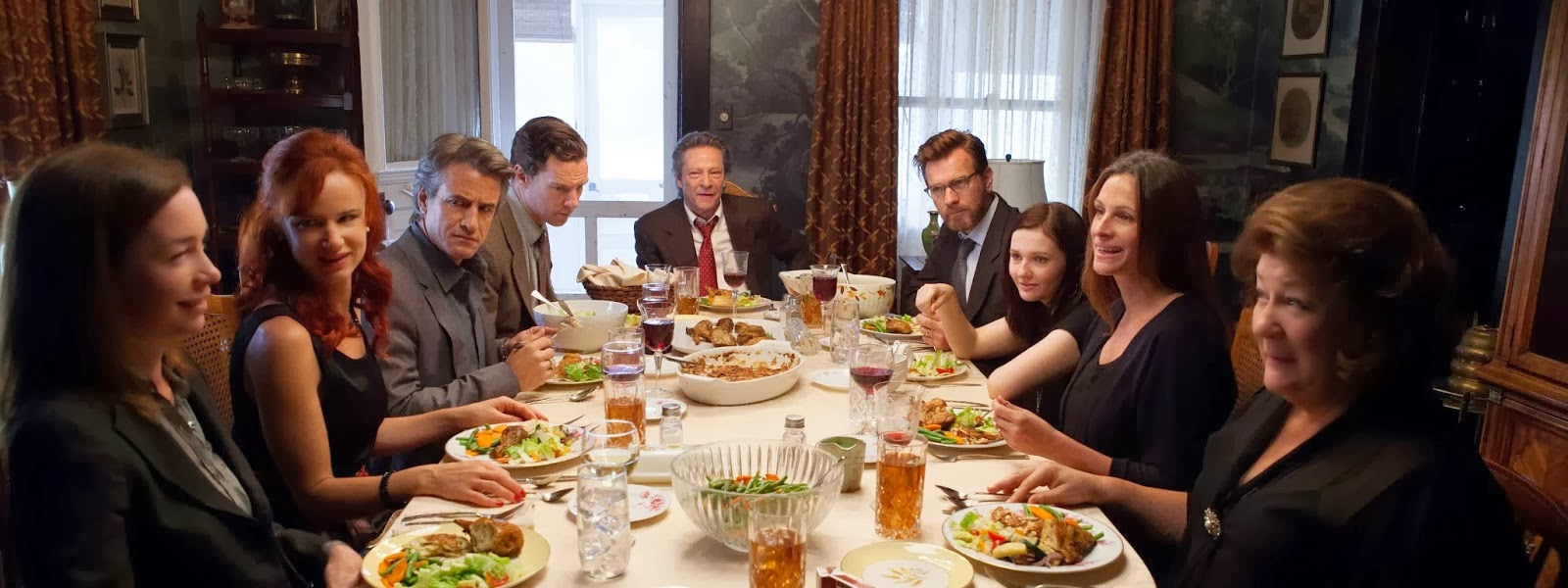 Family Matters: AUGUST: OSAGE COUNTY