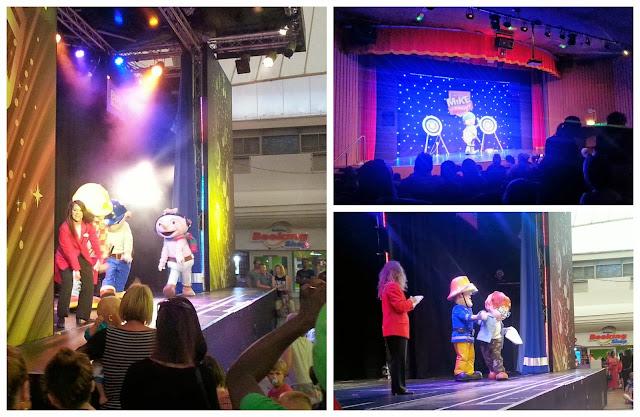 Butlins holiday, Butlins Bognor Regis, Skyline Pavillion entertainments