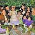 Aniversário de Maria e Clara - filhas de Rodrigo Faro e Vera Viel
