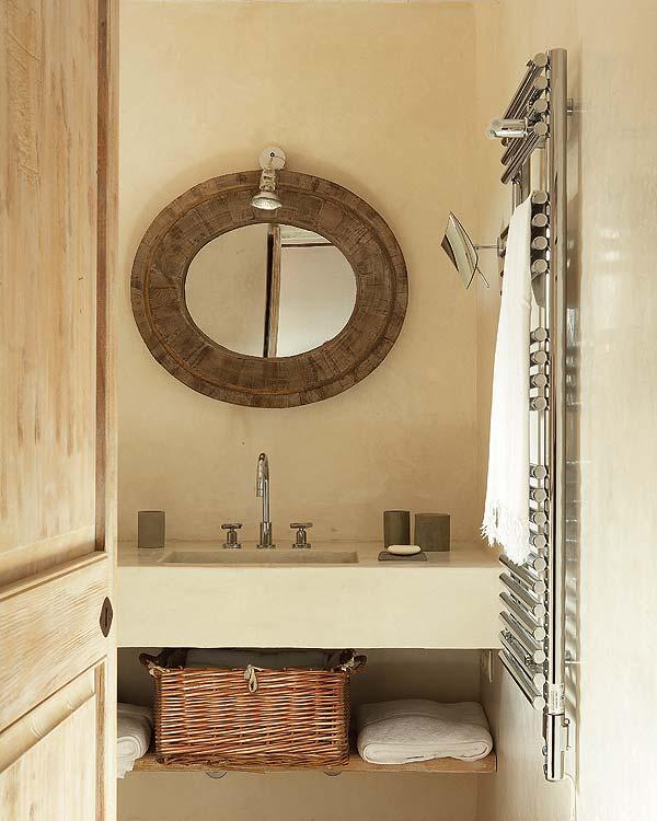 Sanitarios Baño Antiguos:Decoration, cocinas, cocinas integrales: Pequeños oasis, Mini baños