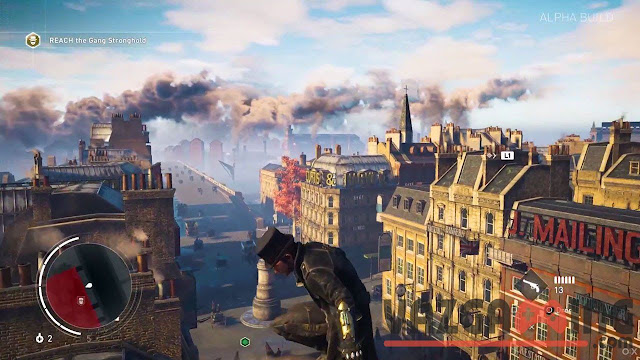 Assassin's Creed Syndicate Gameplay 1