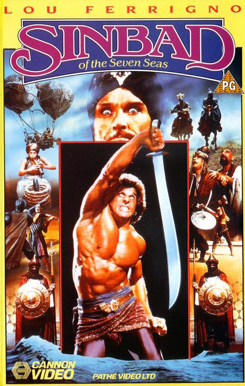 Sinbad of the Seven Seas (1989)KKTC