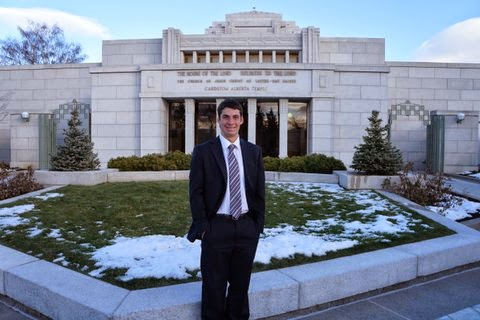 Cardston Temple November 22 2014