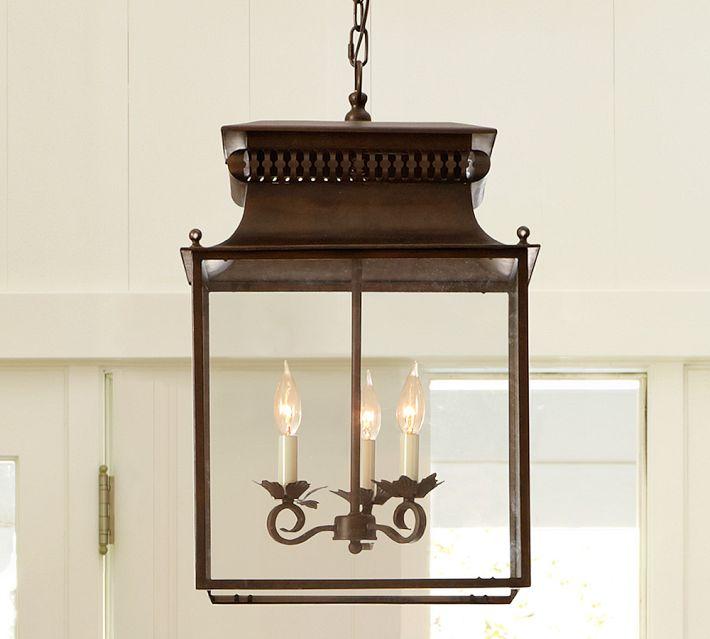 Netpotterybarn Lighting : Pottery Barn Bolton Lantern  Decor Look Alikes
