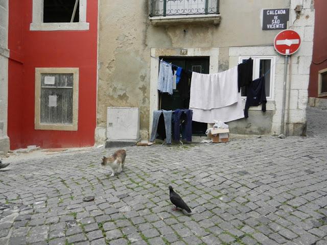 Альфама. Лиссабон