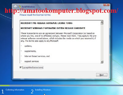 Cara Instal Windows 7 Lengkap 1, Windows 7, Tips Komputer 6