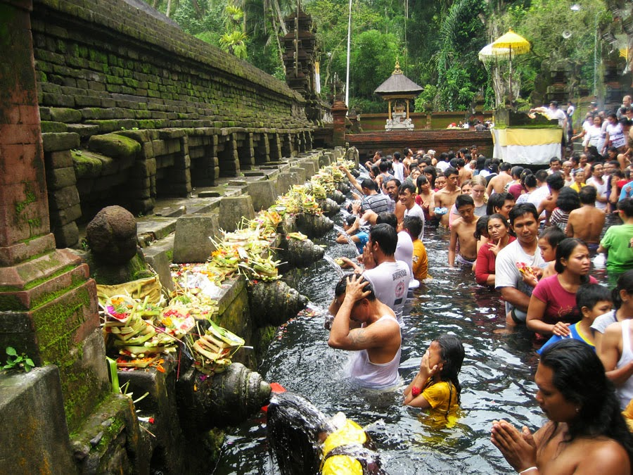 Tirta Empul Temple | Holy Spring Water