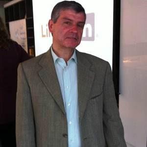Osvaldo Barbosa de Oliveira é diretor-geral do Linkedin no Brasil