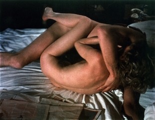 Love Scene from Don't Look Now - Julie Christie and Donald Sutherland naked and embracing