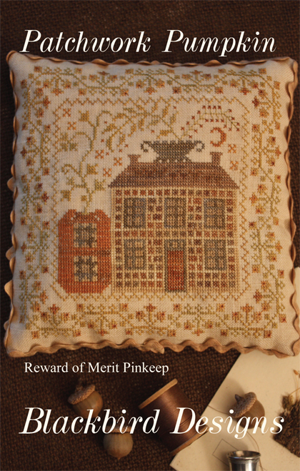 Flea Market Souvenir by Blackbird Designs cross stitch pattern