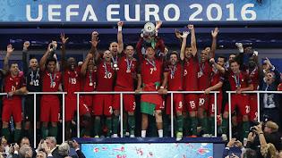 Campeões Europeus 2016