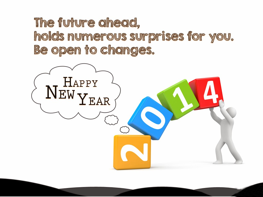 2014 New year color hd wallpaper