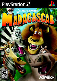 Download Madagascar Games PS2 For PC ISO Full Version Free Kuya028