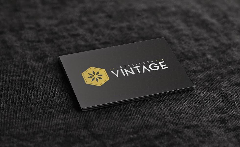 Cartes de visite Vintage