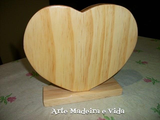 presente bodas de madeira