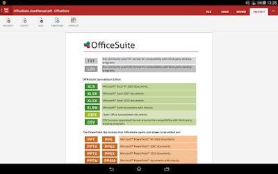 OfficeSuite + PDF Editor Premium v8.4.4317 APK