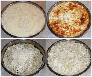 preparare budinca de macaroane cu branza si oua la cuptor, preparare macaroane cu branza si oua la cuptor, macaroane cu branza, budinca, budinca de macaroane, retete culinare, retete de paste, retete cu paste, preparate din paste, retete de mancare, preparate culinare, cum se face budinca de macaroane cu branza, cum se fac macaroanele cu branza la cuptor,