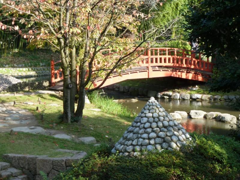 Le tour du monde a paris jardin albert kahn boulogne billancourt 92 - Mobilier jardin espagne boulogne billancourt ...