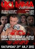 <b>Rik Ellis MMA / Aikido</b>