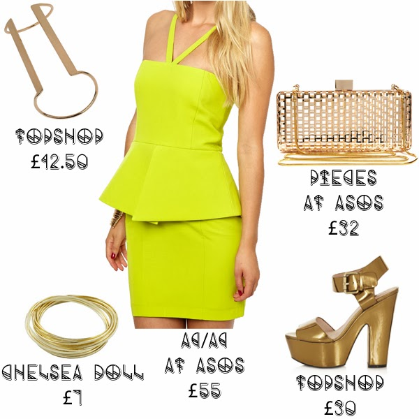 Steal Her Style Solange Knowles Fashion what she wore get the look Aliceadoresapparel Blog topshop chelseadoll aqaq asos pieces yellowdress
