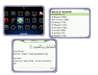 Aplikasi Qur'an Untuk BlackBerry