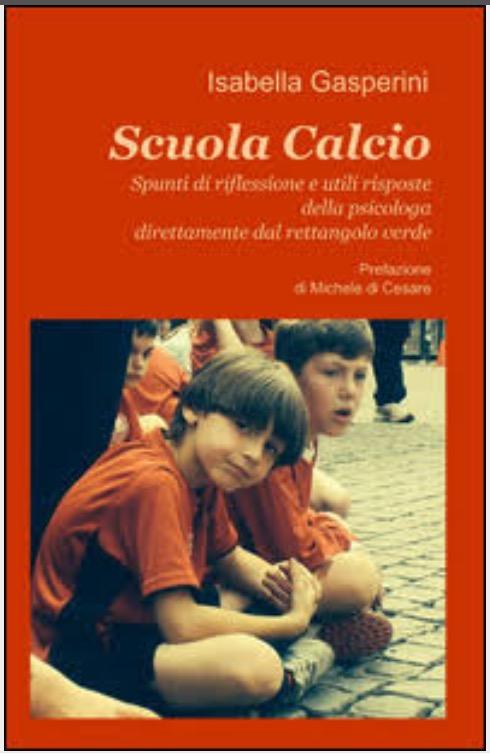 Il mio libro: SCUOLA CALCIO