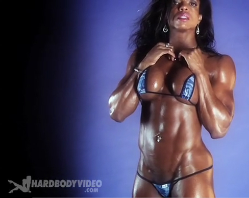 Alexis Ellis Female Muscle Bodybuilding Blog HardBodyVideo