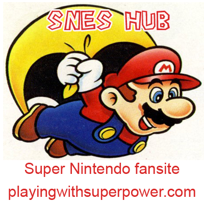 ... Advert ... The Snes Hub